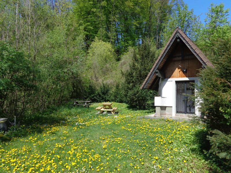 Hubertushütte bei St. Andrä