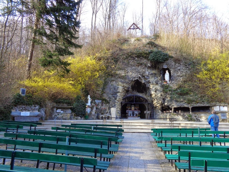 Lourdes Grotte Maria Gugging