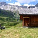 Manhardtalm Hütte