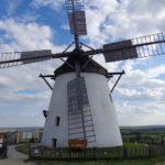 Die Windmühle von Retz