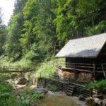Bergwachthütte in der Bärenschützklamm