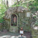 Maria Lourdes Grotte bei Hainburg